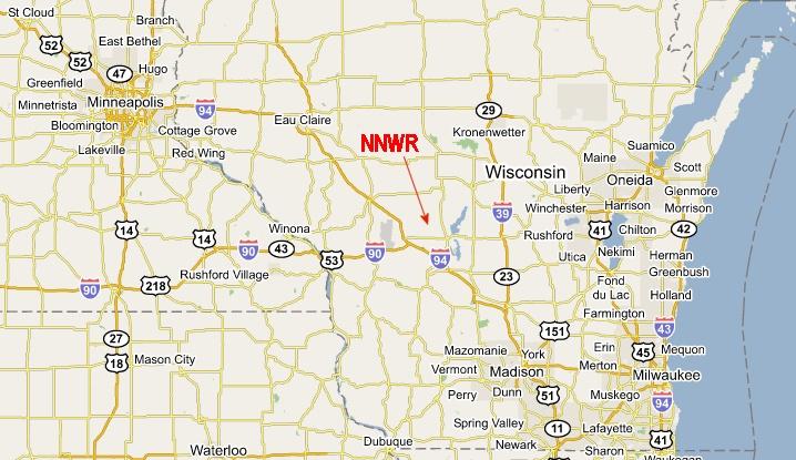 Necedah National Wildlife Refuge Wisconsin